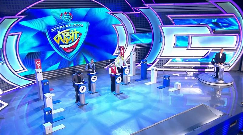 Премьер лига КВН Сезон 2017 Вторая 12 (02.09.2017) ИГРА ЦЕЛИКОМ Full HD
