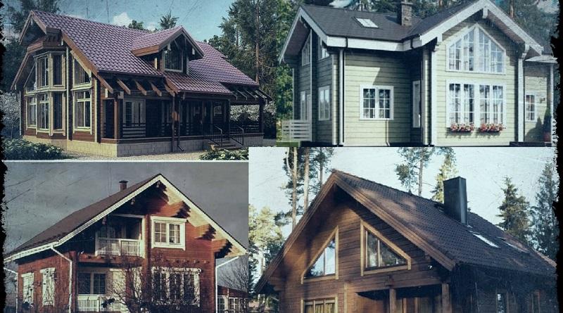 Современные материалы и оборудование для загородных домов и коттеджей