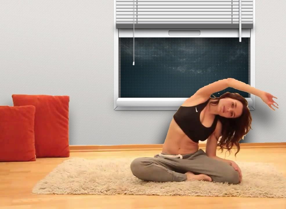 Эффективные упражнения для фитнеса в домашних условиях