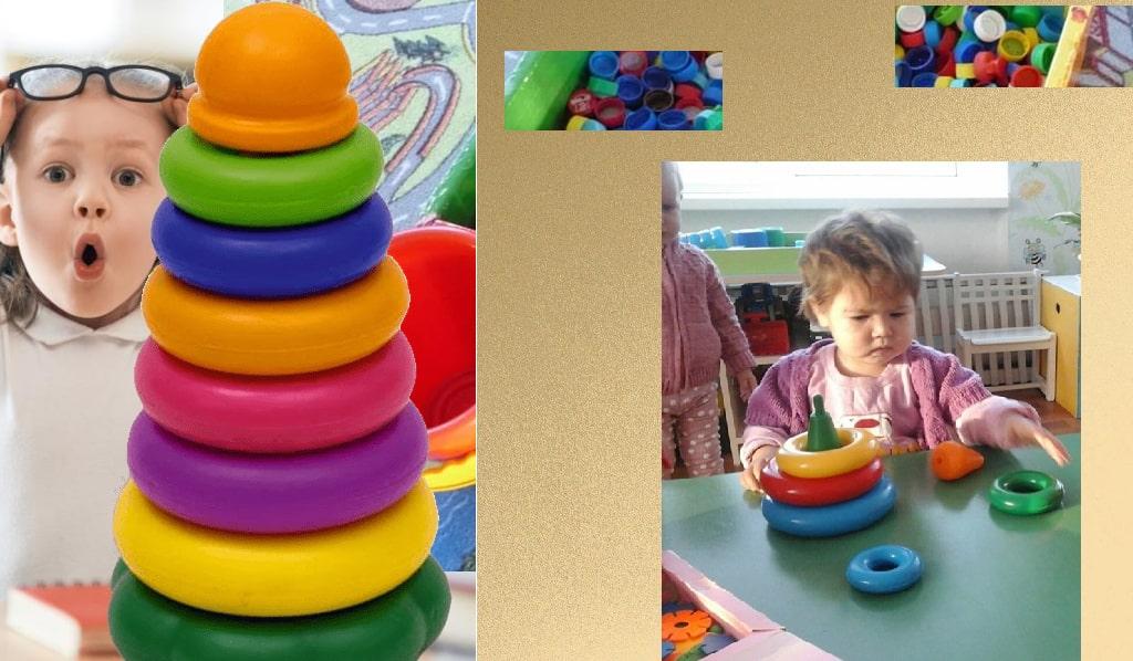 сенсорное воспитание детей раннего дошкольного возраста