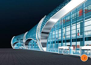 реконструкция и развитие аэропорта домодедово