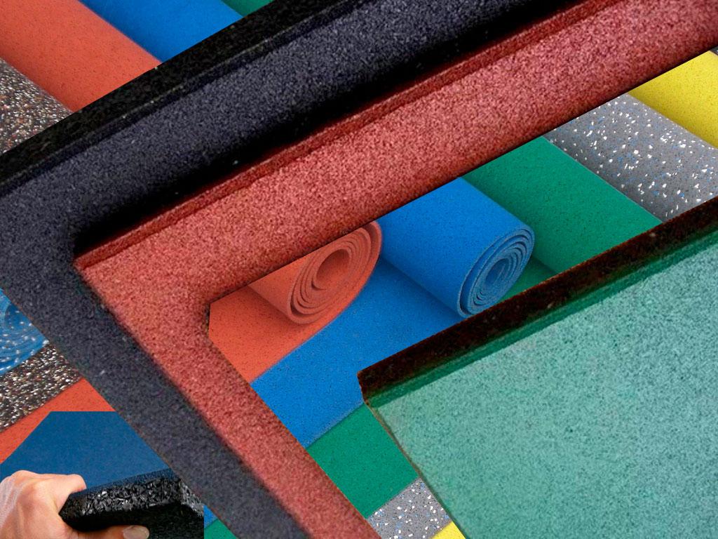 резиновые напольные покрытия виды